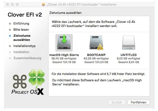 macOS High Sierra installieren auf GA-Z87X-D3H - HACKINTOSH-INFO de